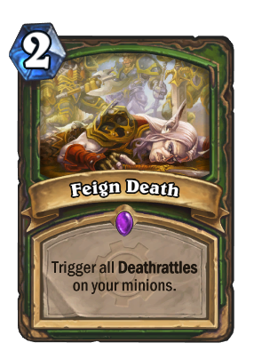 Feign Death Card Image