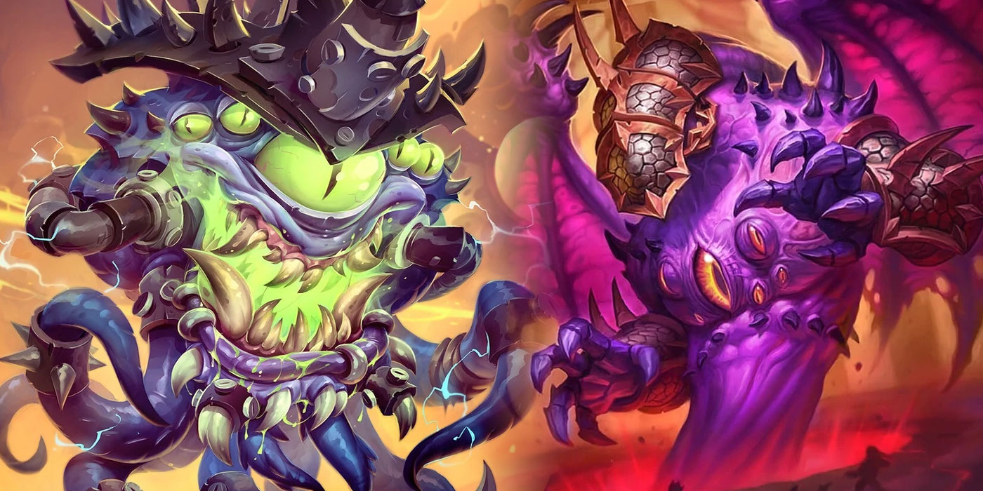 Our Thoughts on Hearthstone's August Stormwind Card Nerfs Including Il'gynoth & Darkglare