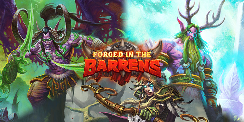 Forged in the Barrens Midset Archetype Review & Decks - Demon Hunter, Druid, and Hunter