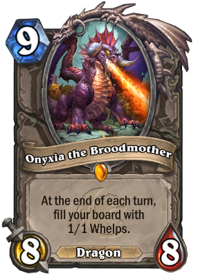 Onyxia the Broodmother Card Image