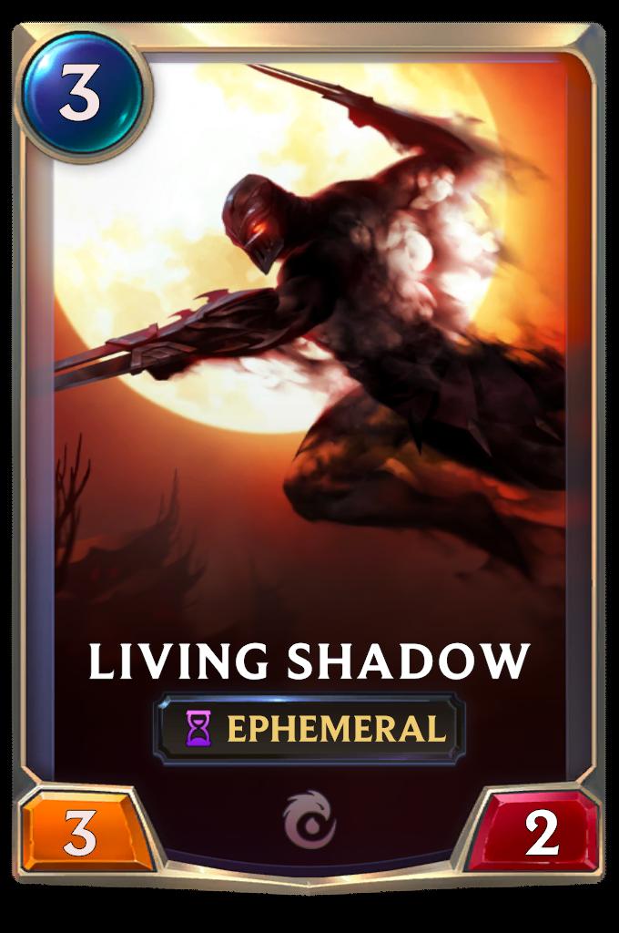 Living Shadow Card Image