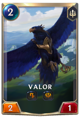 Valor Card Image