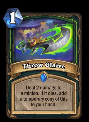 Throw Glaive Card Image