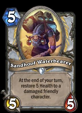 Sandhoof Waterbearer Card Image