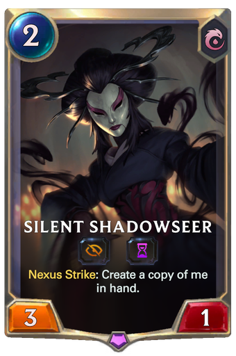 Silent Shadowseer Card Image