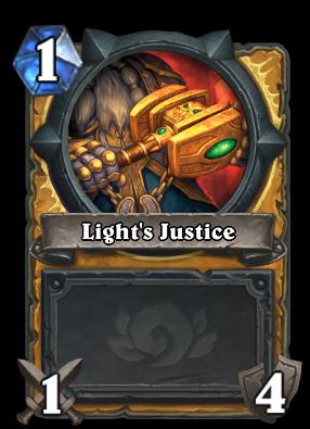 Light's Justice Card Image