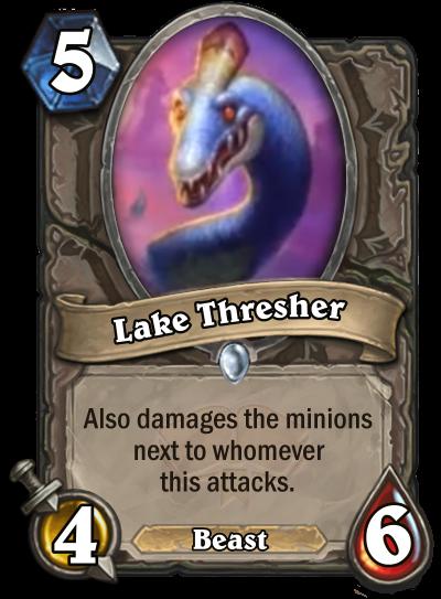 Lake Thresher Card Image