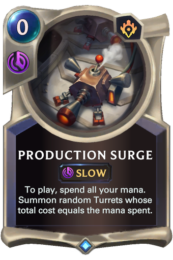 Production Surge Card Image