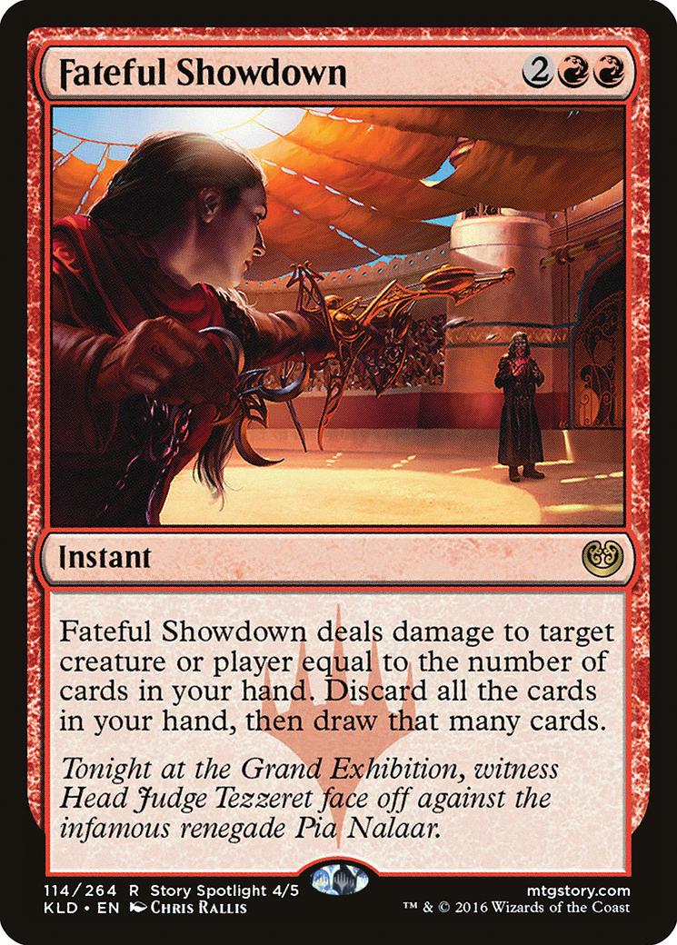 Fateful Showdown Card Image