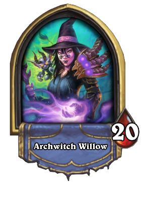 Archwitch Willow Card Image