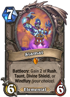 Siamat Card Image