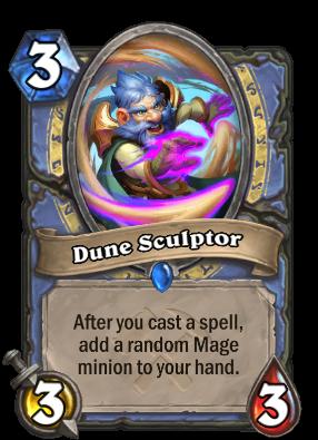 Dune Sculptor Card Image