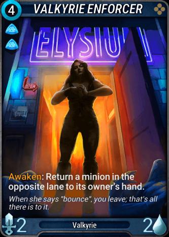 Valkyrie Enforcer Card Image