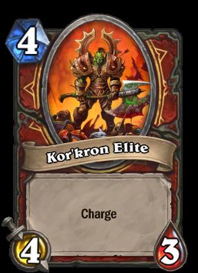 Kor'kron Elite Card Image