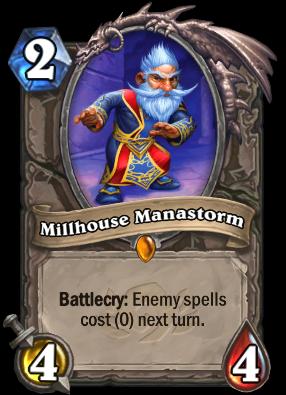 Millhouse Manastorm Card Image