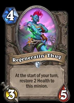 Regeneratin' Thug Card Image