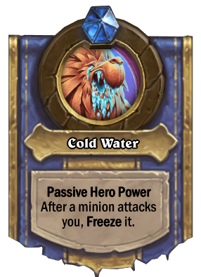 Cold Water Card Image