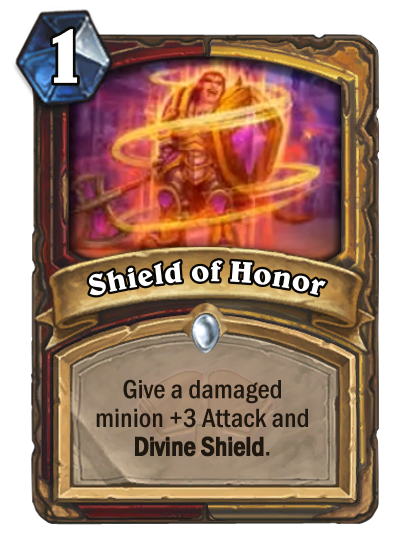 Shield of Honor Card Image