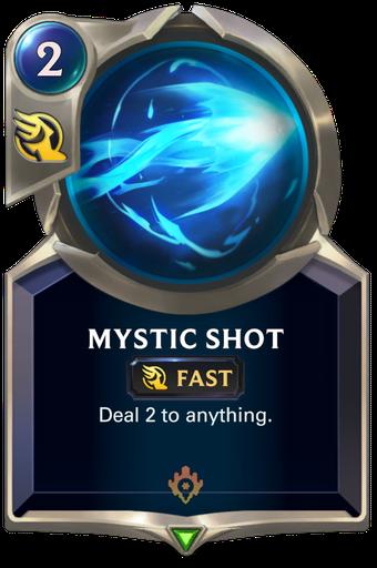 Mystic Shot Card Image