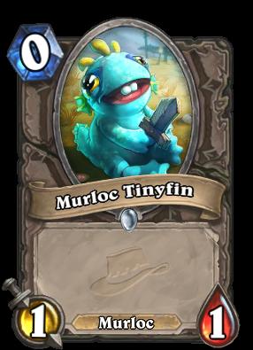 Murloc Tinyfin Card Image