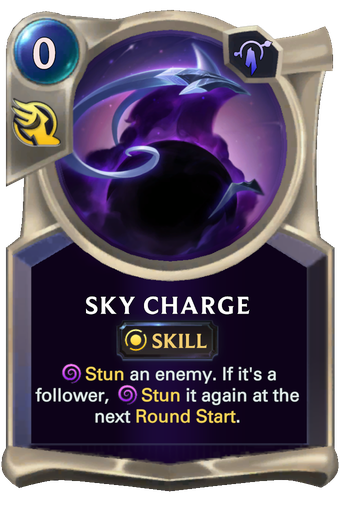 Sky Charge Card Image