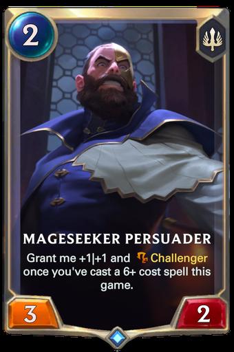 Mageseeker Persuader Card Image