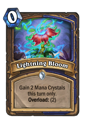 Lightning Bloom Card Image