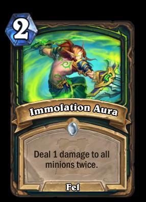 Immolation Aura Card Image