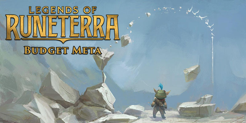 Legends of Runeterra - Crafting Runeterra on a Budget: Facing Fearsome