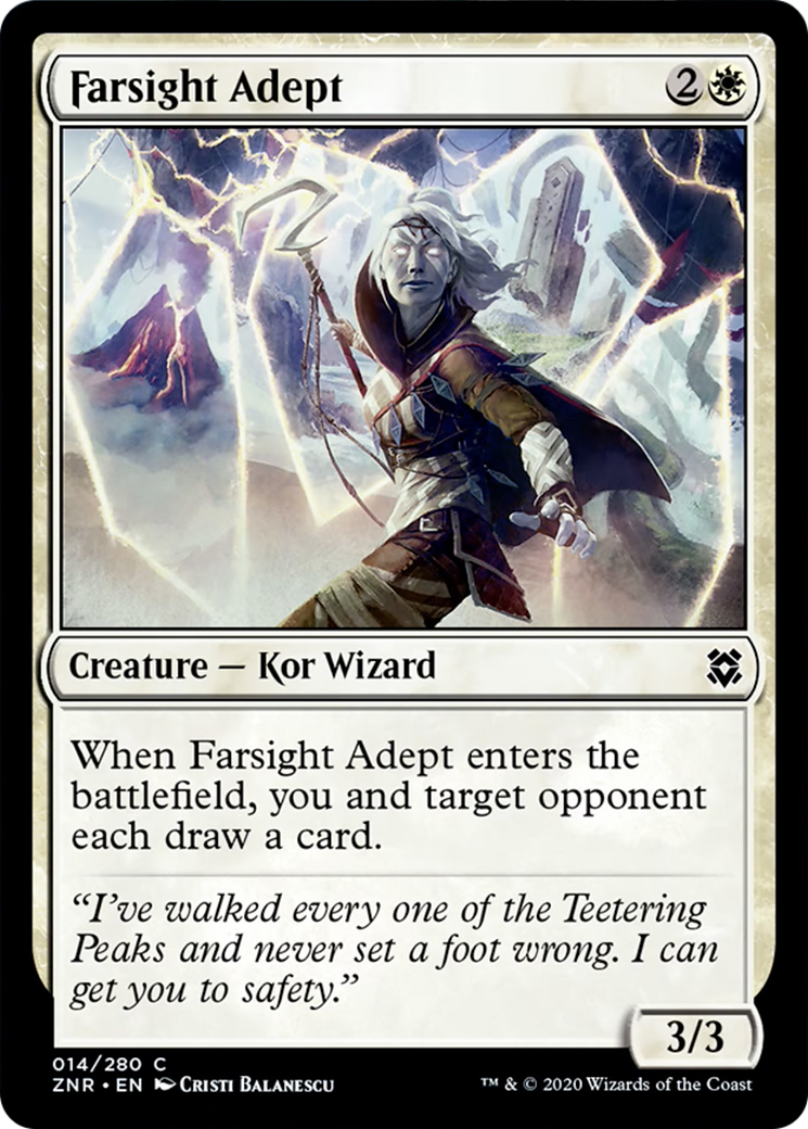 Farsight Adept Card Image