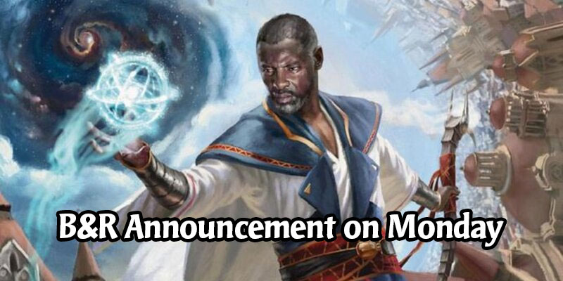 MTG's Historic Format Gets a Banned & Restricted Announcement on Monday - No Other Formats Impacted