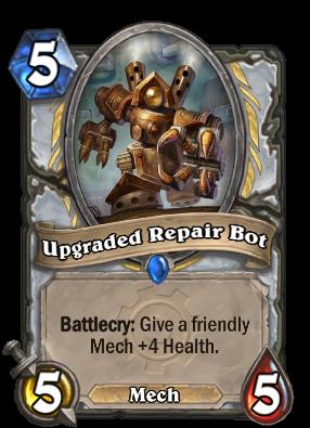 Upgraded Repair Bot Card Image
