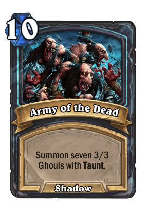 Army of the Dead Card Image