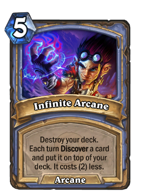 Infinite Arcane Card Image