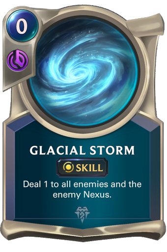 Glacial Storm Card Image