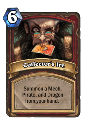 Collector's Ire Card Image