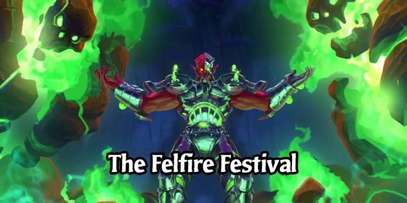 The Felfire Festival Begins On June 9! Pirates in Battlegrounds, Legendary Quests, Felfire Adventure, & More