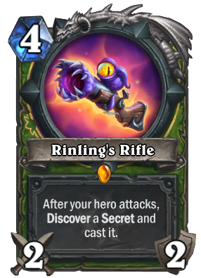 Rinling's Rifle Card Image