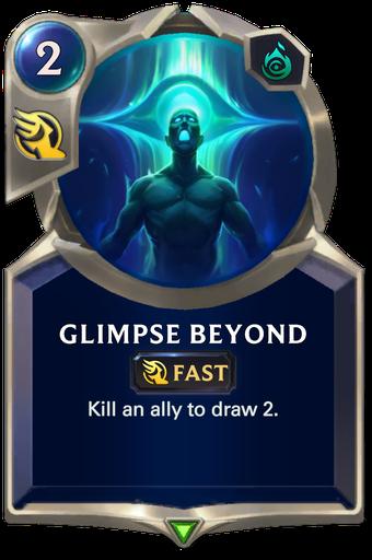 Glimpse Beyond Card Image