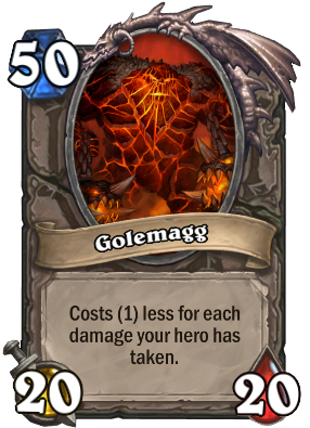 Golemagg Card Image
