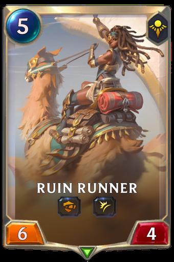 Ruin Runner Card Image