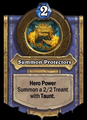 Summon Protectors Card Image