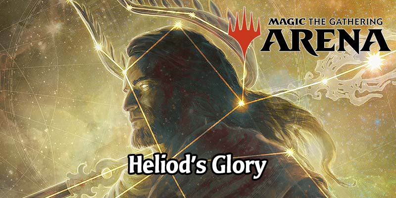 The Festival of the Gods Event Series Returns with Heliod's Glory - Immortal Sun Emblem with 3 Card Styles
