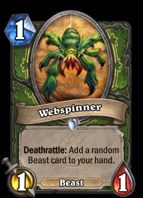 Webspinner Card Image