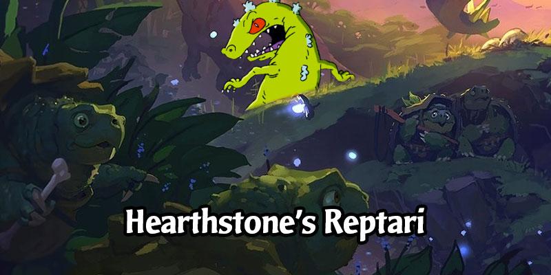 Journey to Un'Goro's Crocodile Race, Reptari, Was Scrapped in Development