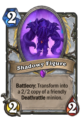 Shadowy Figure Card Image