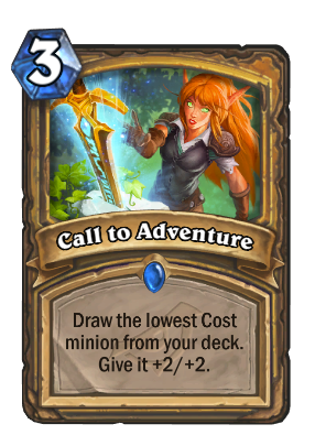 Call to Adventure Card Image