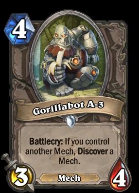 Gorillabot A-3 Card Image