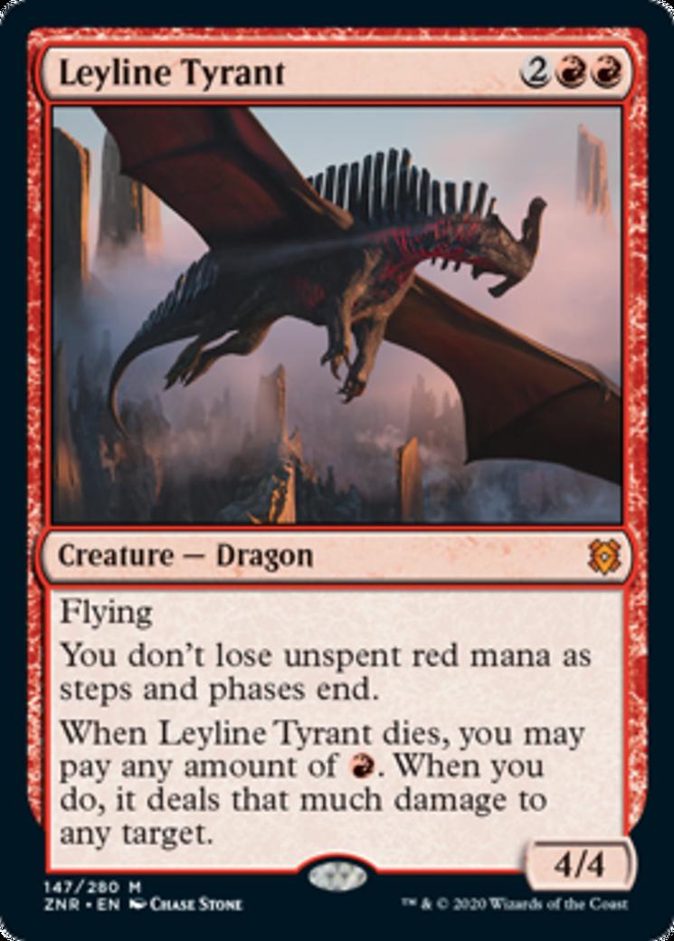 Leyline Tyrant Card Image