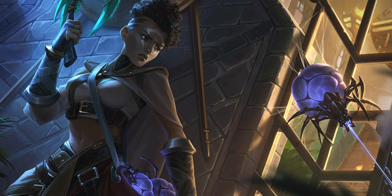 Three New Shurima Followers Revealed for Legends of Runeterra's Ruination Event